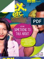 Sex, Etc. Magazine Fall 2012