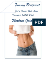 21 Day Flat Tummy Blueprint
