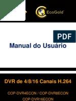 Manual Dvr Econ