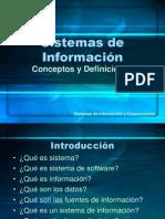 Intro Sistemas de Informacion