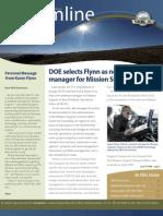MSA Streamline Newsletter March 2011
