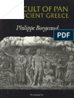Borgeaud, Philippe - The Cult of Pan in Ancient Greece