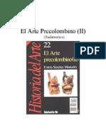 Sanchez Montanez Emma - El Arte Precolombino