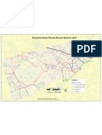 green routes map 2012