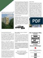Den Rassistischen Alltag Beenden - 20 Jahre Rostock-Lichtenhagen