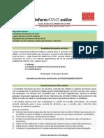 Informativo Online n° 37
