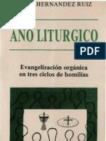 hernandez, justo - año liturgico