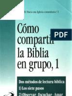 Hirmer, Oswal - Como Compartir La Biblia en Grupo 01