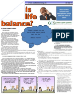 Talent Management & The Work-Life Balance