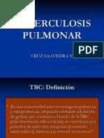 Tuberculosis Pulmonar Final! ..