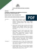 Perkap No. 20 Th 2010 Ttg Koordiansi, Pengawasan Dan Pembinaan Penyidikan Bagi Ppns