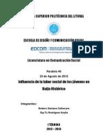 Monografia- Labor social