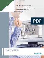 Brochure Simatic Wincc Flexible Es