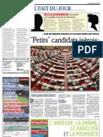 Petits Partis Et Candidatures Fantaisistes