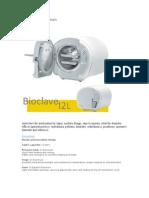 Bioclave 12L Aluminum