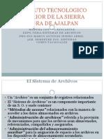 Sistema de Archivos Expo