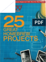 25 HomeBrew Projects