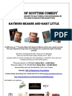 The Comedy Night of the Year Poster