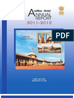 India Post Annual Report 2011-2012