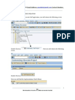 SAP Company Code Implementation Doc