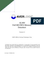 AL460-Data Sheet-1.0-20090811