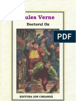 07.Jules Verne - Doctorul Ox 1975