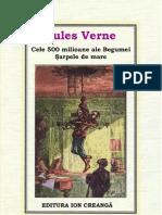 11.Jules Verne - Cele cinci sute de milioane ale Begumei. Şarpele de mare 1976