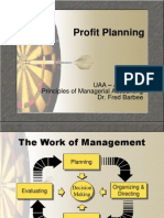 Budgetary Planning and Control Ppt