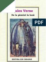 14.Jules Verne - De La Pamint La Luna 1977