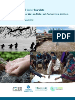 CEO Water Mandate Beta Report