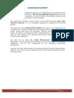 VIYELLATEX GROUP INTERNSHIP REPORT