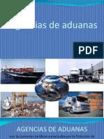 Agencias de Aduanas