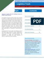 Four-S Fortnightly Logistics Track 25th July - 9th July 2012