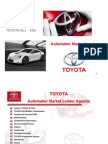 Microsoft Power Point - ToYOTA - Automaker Market Leader - By Khalid AL-Hedary