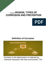 Lecture 1 Corrosion