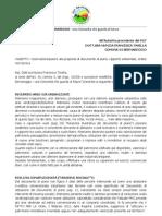 PGT - Osservazione Recupero Aree Urbanizzate e 'Housing Sociale' - Con Bernareggio