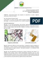 PGT - Osservazioni TECNICHE - PGT Bernareggio