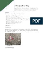 Metode Konstruksi Bored Pile