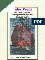 35 Jules Verne.un Oras Plutitor. Spargatorii Blocadei. Invazia Marii 1985