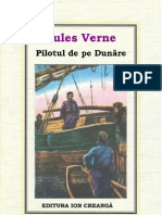 36 Jules Verne.Pilotul de Pe Dunare 1985