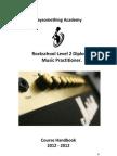 Course Handbook Level 2 PS RS Dip