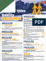 Týden Mobility 2012