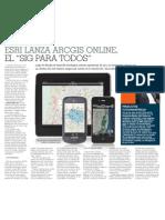 Articulo Esri Chile