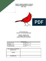 JRMS Student Handbook 2013
