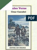 39 Jules Verne.Cesar Cascabel 1988