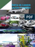 Catalogo de Carros y Camionetas