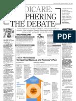 Medicare Deciphering the Debate