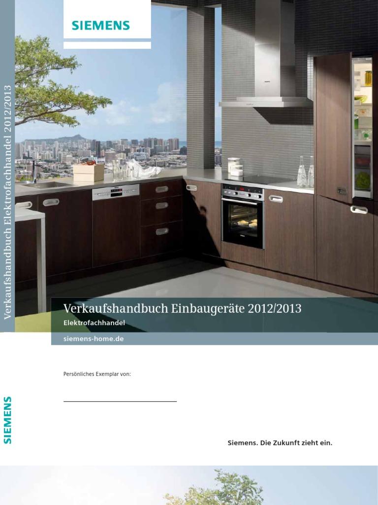 Verkaufshandbuch Elektrofachhandel 2012/2013