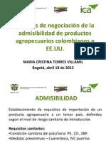 3 Pres Avance Protocolos Con EEUU ICA