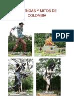 Leyendas y Mitos de Colombia